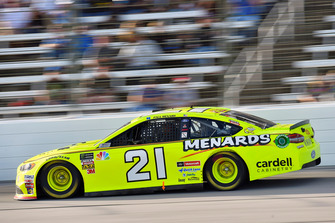 Paul Menard, Wood Brothers Racing, Ford Fusion Menards / Cardell