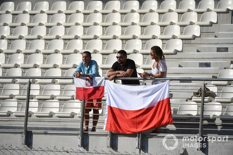 Fans de Robert Kubica, Williams