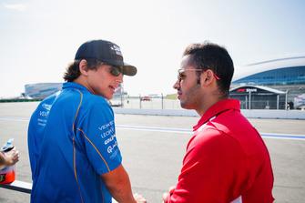 Roberto Merhi, Campos Racing, Antonio Fuoco, Charouz Racing System