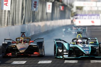 Nelson Piquet Jr., Jaguar Racing, Jaguar I-Type 3, battles with Jean-Eric Vergne, DS TECHEETAH, DS E-Tense FE19
