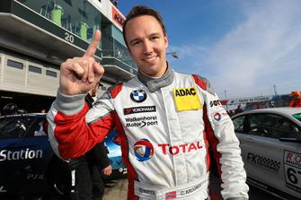 Pole-Position for #34 Walkenhorst Motorsport BMW M6 GT3: Christian Krognes,