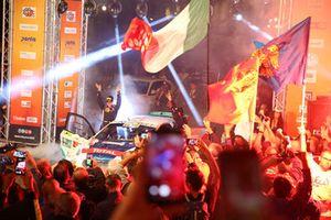 I Campioni 2018 Anna Andreussi, Paolo Andreucci, Peugeot 208 T16 R5, Peugeot Sport Italia