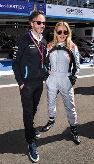 Jamie Reigle und Ellie Goulding