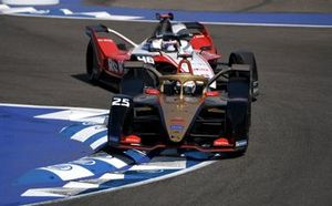Jean-Eric Vergne, DS Techeetah, DS E-Tense FE20 Edoardo Mortara, Venturi, EQ Silver Arrow 01