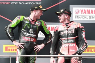 Alex Lowes, Kawasaki Racing Team, Scott Redding, Aruba.it Racing Ducati