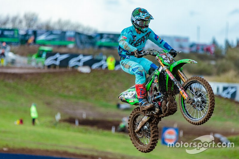 Roan van de Moosidjk, F&H Kawasaki Racing Team
