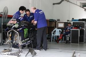Jorge Lorenzo, Yamaha Factory Racing's Yamaha