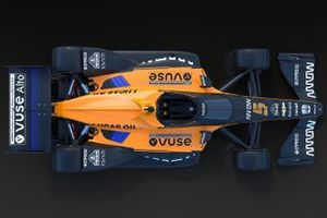 Arrow McLaren SP 2020