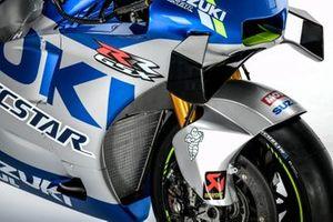 Мотоцикл Suzuki GSX-RR 2020 команды Team Suzuki Ecstar