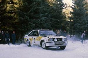 Андерс Кулланг и Бруно Берглунд, Opel Ascona 400