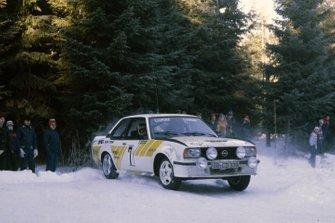 Anders Kullang, Bruno Berglund, Opel Ascona 400