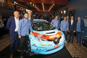 Jean-Baptiste Dubourg, Ludovic Gherardi, Nicolas Prost, Emmanuel Moinel, Renault Zoe