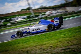 #16 ITA Andrea Rosso, KCMG F4 ACI