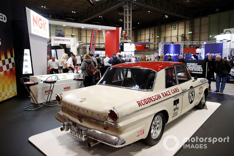 A Studebaker on the NGK stand