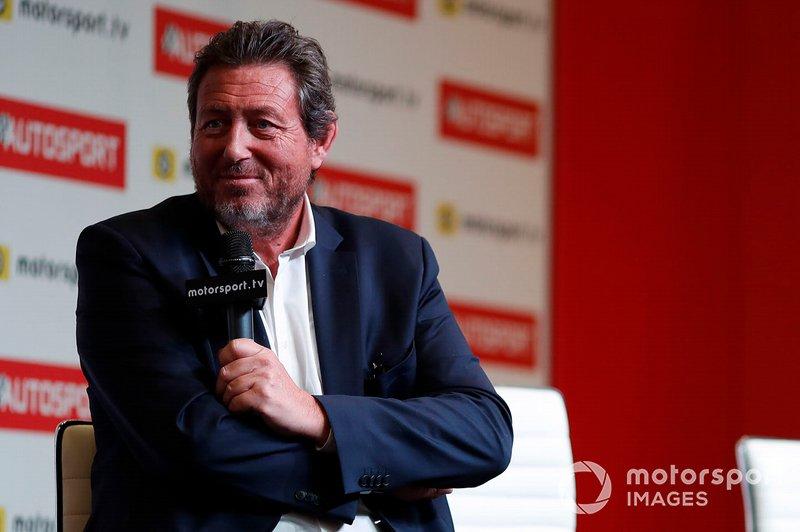 Gerard Neveu, CEO of FIA WEC and ELMS