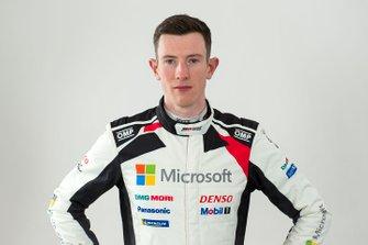 Elfyn Evans, Toyota Racing