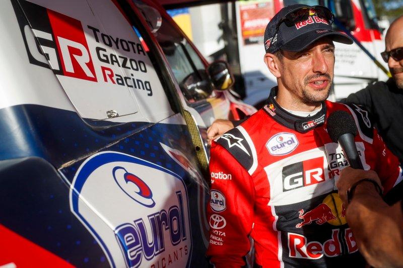 #304 Toyota Gazoo Racing: Alex Haro Bravo