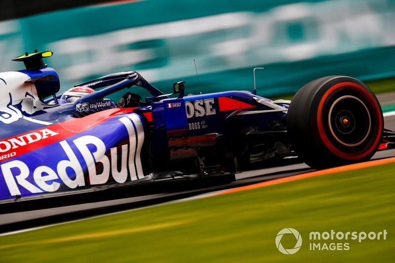 Оба пилота Toro Rosso прошли в третий сегмент впервые с Гран При Монако