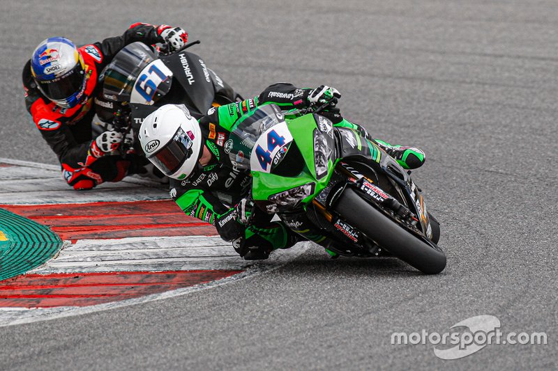 Lucas Mahias, Kawasaki Puccetti Racing, Can Alexander Öncü, Turkish Racing Team