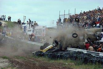 Rene Arnoux, Renault RE30B, al GP d'Olanda del 1982