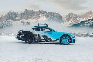 Bentley Continental GT, GP Ice Race