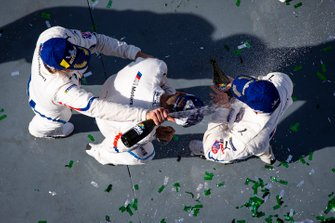 #24 BMW Team RLL BMW M8 GTE: Jesse Krohn, John Edwards, Augusto Farfus, Chaz Mostert