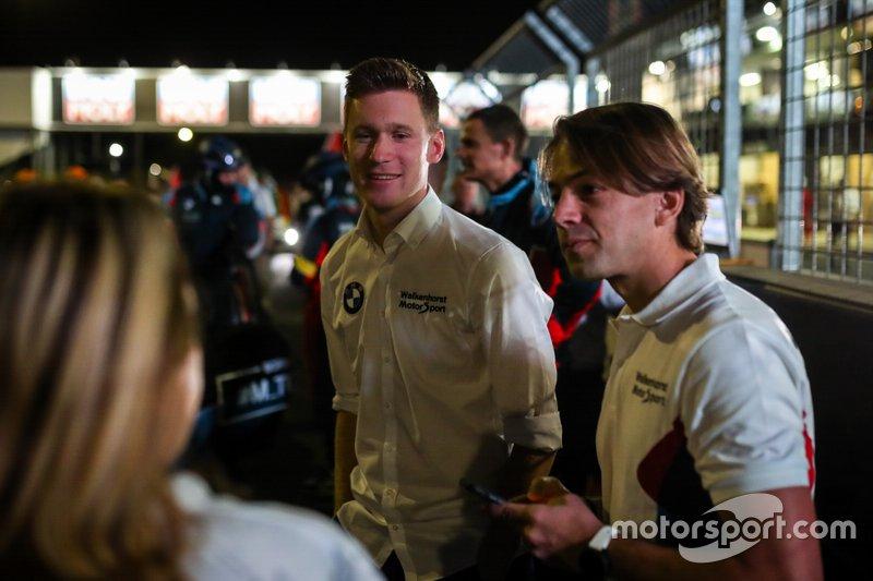 #34 Walkenhorst Motorsport BMW M6 GT3: Augusto Farfus, Nick Catsburg