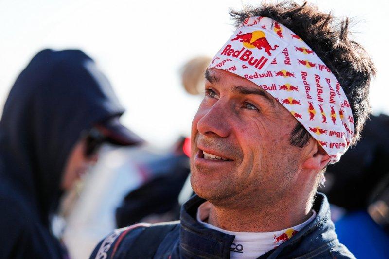 #403 Red Bull Off-Road Team USA OT3: Cyril Despre