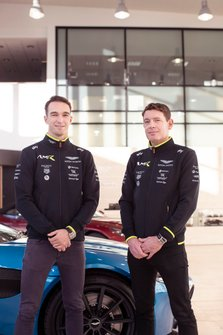 Harry Tincknell e Richard Westbrook, Aston Martin Racing