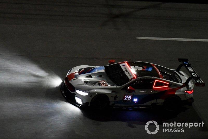#25 BMW Team RLL BMW M8 GTE, GTLM: Connor De Phillippi, Philipp Eng, Bruno Spengler, Colton Herta