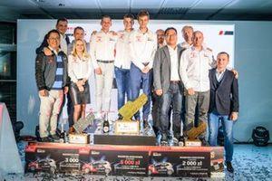 Kia Platinum Cup 2019, rozdanie nagród