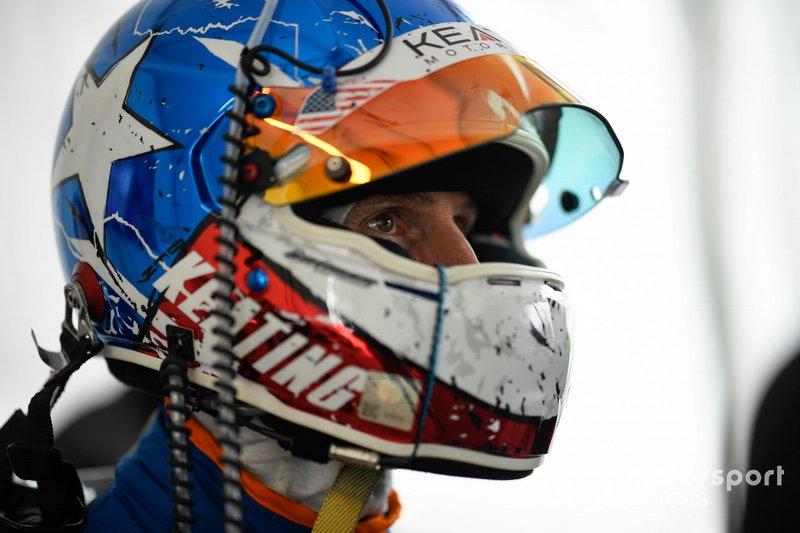 #74 Riley Motorsports Mercedes-AMG GT3, GTD: Ben Keating