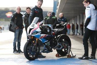 Bike of Eugene Laverty, BMW Motorrad WorldSBK Team