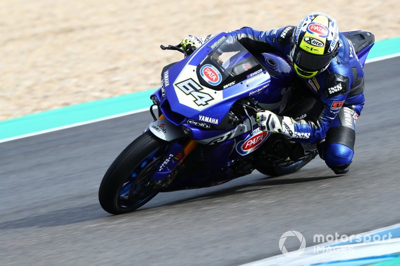 Federico Caricasulo, GRT Yamaha WorldSBK Junior Team
