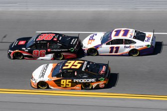 Daniel Suarez, Gaunt Brothers Racing, Toyota Camry Toyota Certified Used Vehicles, Christopher Bell, Leavine Family Racing, Toyota Camry Procore, Denny Hamlin, Joe Gibbs Racing, Toyota Camry FedEx Express