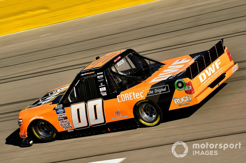 Angela Ruch, Reaume Brothers Racing, Toyota Tundra The Ruch Life