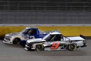 Jordan Anderson, Jordan Anderson Racing, Chevrolet Silverado Bommarito.com / Lucas Oil, Codie Rohrbaugh, CR7 Motorsports, Chevrolet Silverado GCM/CR7 Motorsports