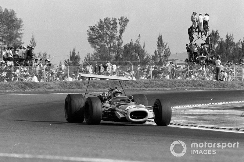 Педро Родригес, Owen Racing Organisation, BRM P133