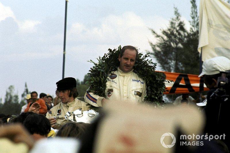 Денни Хьюм: 7 сезонов в составе McLaren (1968-74)