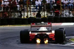Gerhard Berger, McLaren MP4-6B Honda