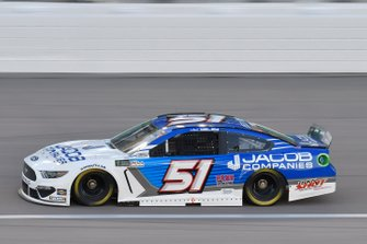 J.J. Yeley, Petty Ware Racing, Ford Mustang JACOB COMPANIES