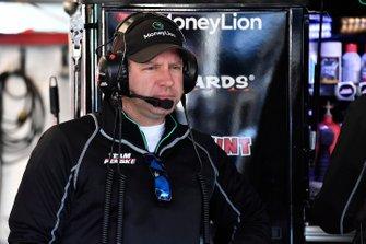 Austin Cindric, Team Penske, Ford Mustang MoneyLion Brian Wilson