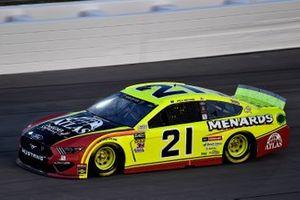 Paul Menard, Wood Brothers Racing, Ford Mustang Menards / Atlas
