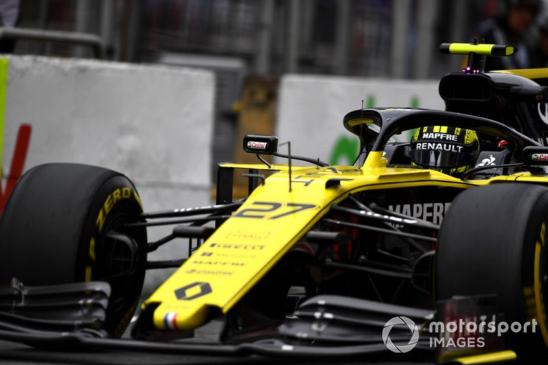 15º - Nico Hulkenberg, Renault F1 Team R.S. 19