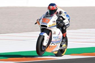 Tommaso Marcon, NTS RW Racing GP