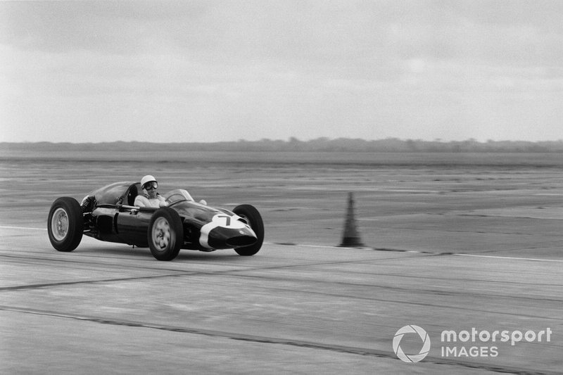 Stirling Moss, Cooper T51 Climax