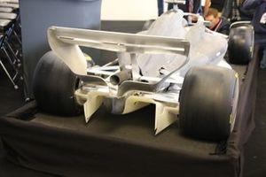 Regole F1 2021, modello della monoposto