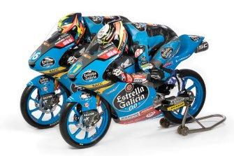 Riusei Yamanaka, Marc VDS Racing, Sergio Garcia, Marc VDS Racing