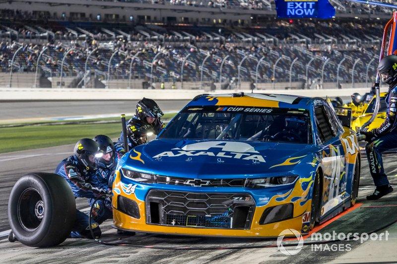 William Byron, Hendrick Motorsports, Chevrolet Camaro Axalta 'Color of the Year'