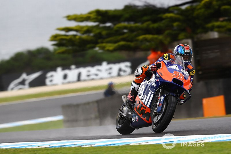 19º Hafizh Syahrin, Red Bull KTM Tech 3